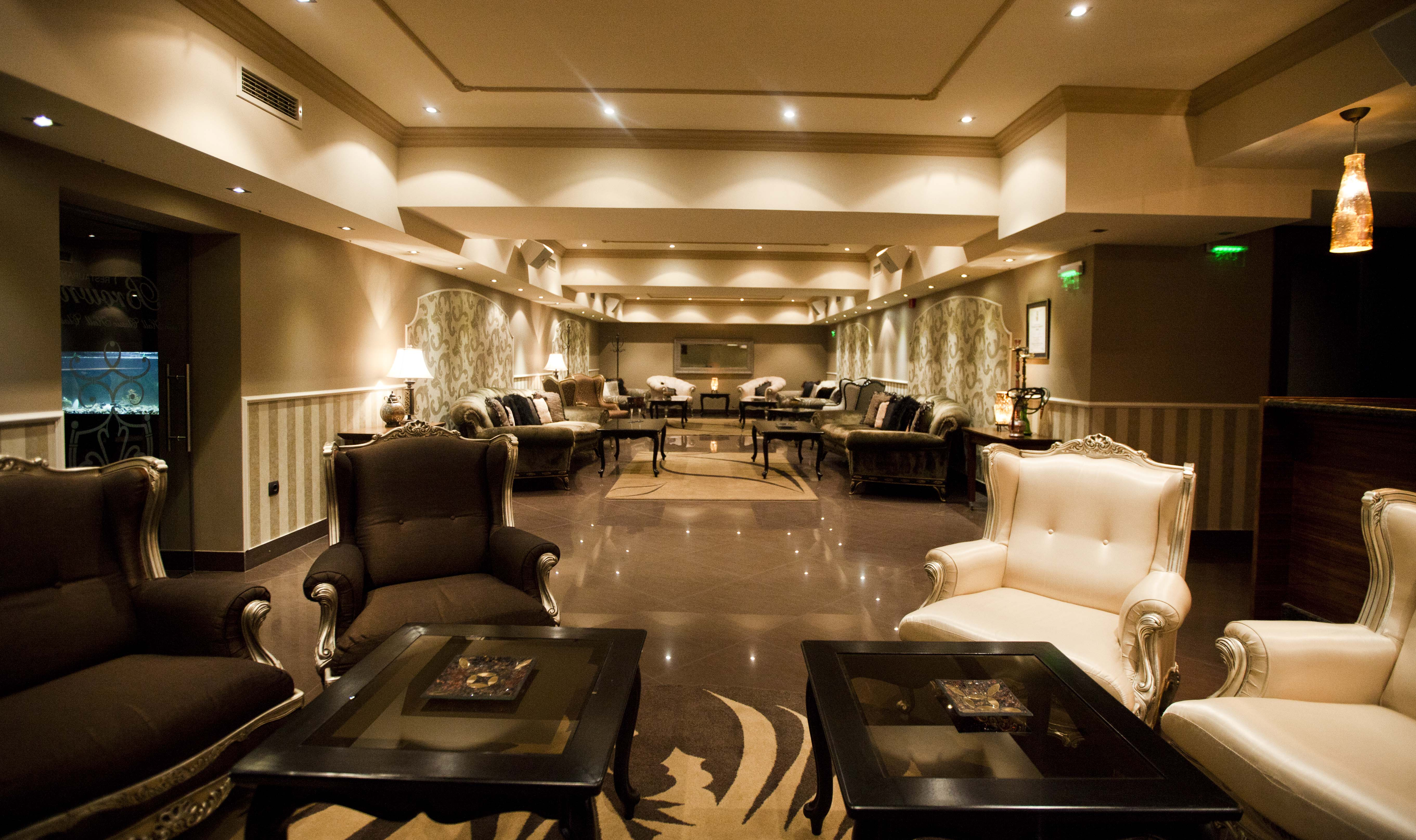 Restaurant in hotel Ventura