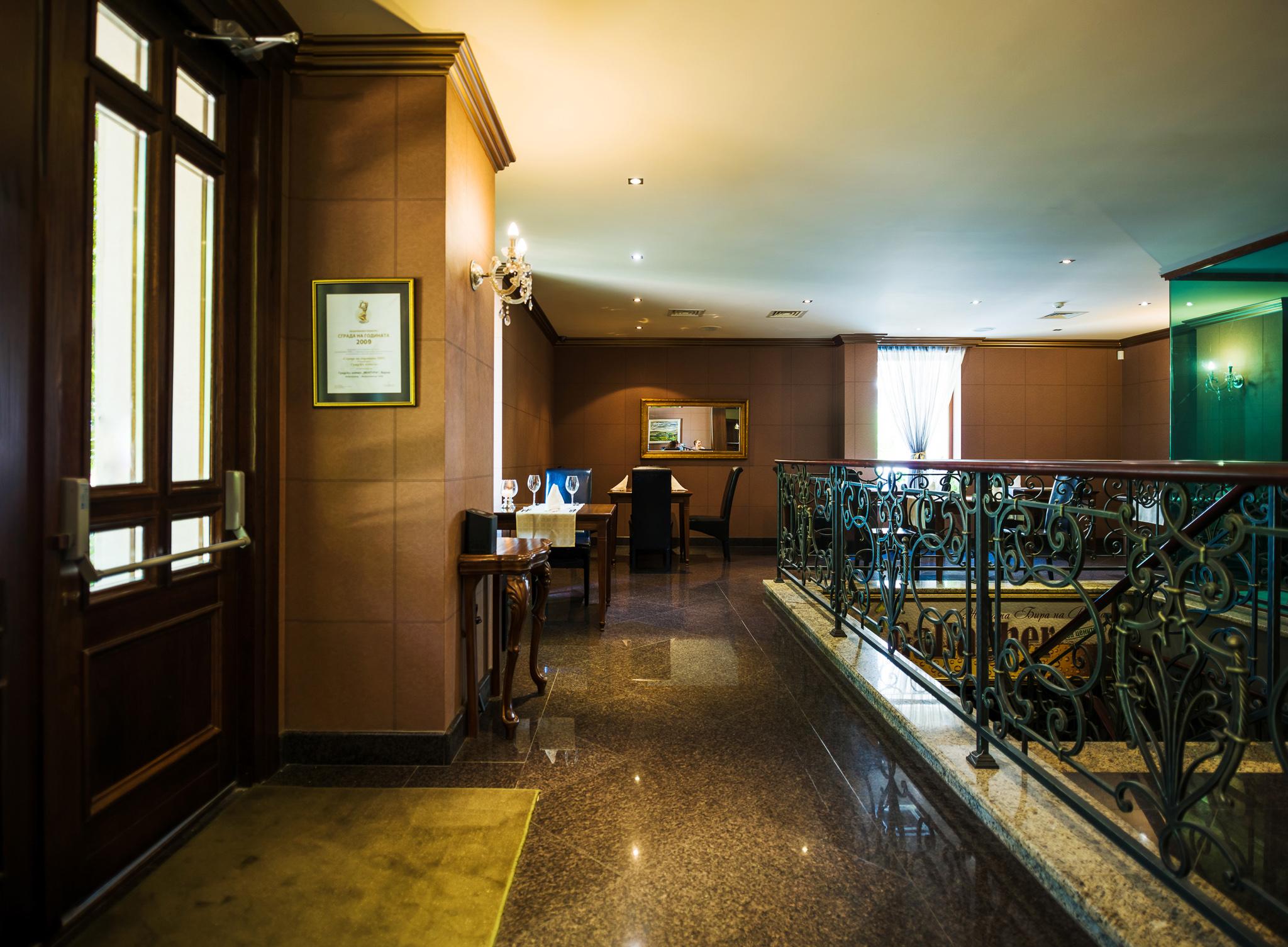 Ресторант в хотел Вентура